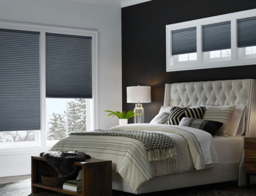 Control Your Sleep with Custom Window Treatments