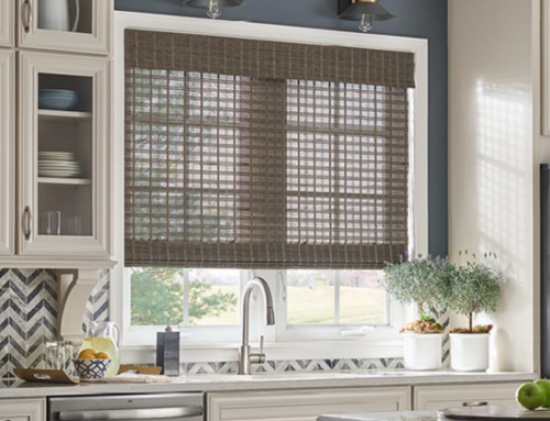 Premier Woven Wooden Shades in Knoxville, TN